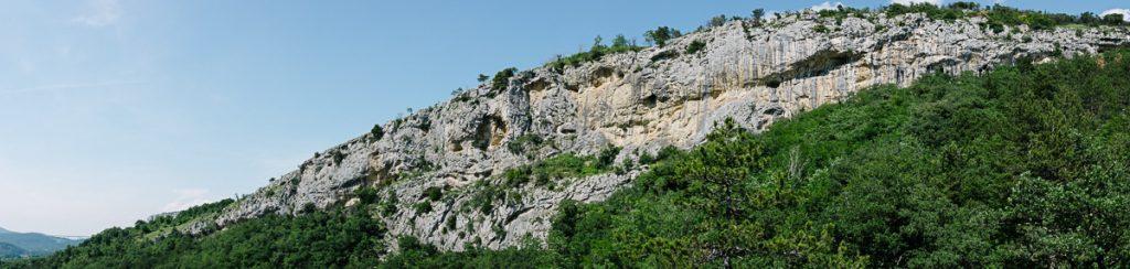 Kraški rob med Istro in Krasom