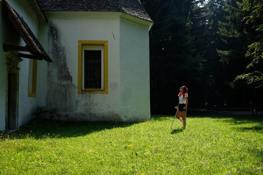 Izlet na Pohorje - Cerkev sv. Urha
