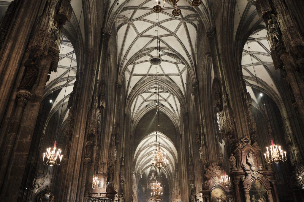Stolnica Stephansdom, Dunaj