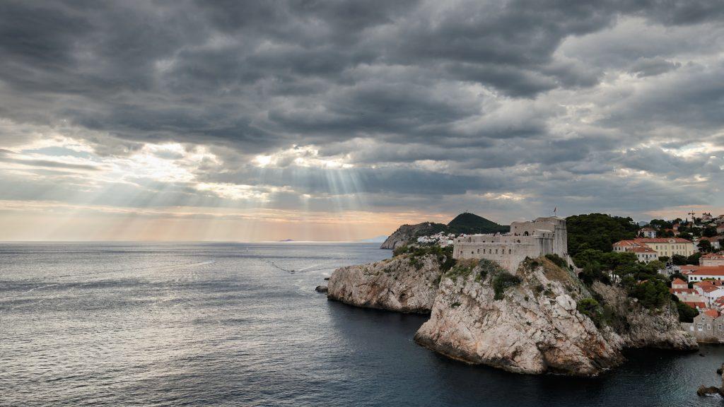Dopust na morju, Dubrovnik, Dalmacija